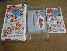 Nintendo SNES NTSC-J (Japan) Baseball Video Games