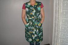 blouse nylon  nylon  kittel nylon overall N° 744 T42