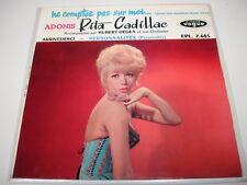 """EP RITA CADILLAC """" ADONIS / PRESONNALITES """" LANGUETTE + CENTREUR"""