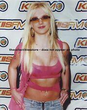 Britney Jean Spears Recording Artist Singer Pop Music Entertainer 8 X 10 Photo