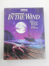 BePuzzled: MURDER IN THE WIND : A Mystery Jigsaw Puzzle by Susan Kenney 1993 New