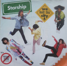 """7"""" 1985 KULT IN MINT- ! STARSHIP : We Built This City"""