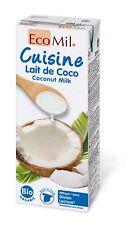 Ecomil Cuisine Kokosnuss Sahne Ersatz, BIO 200 ml