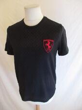 T-shirt Ferrari Noir Taille S