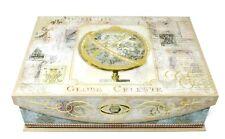 Punch Studio Flap Rectangle Flip Top Nesting Box Celestial Maps 19664 Small