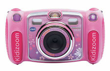 Boxed VTech 170853 Kidizoom Duo Camera, Pink