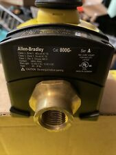 ALLEN BRADLEY 800G-1E4A1 SER A ASSEMBLED STATION EMERGENCY STOP BUTTON