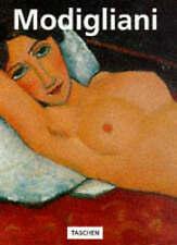 Modigliani by Doris Krystof (Paperback, 1996)