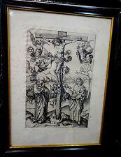 Originaldrucke (1900-1949) aus Europa mit Kupferstich-Technik