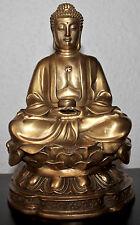 Shakyamuni Buddha Bronze China Chinese Brass Skulptur Figur Statue Nepal