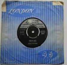 "EDDIE COCHRAN Theresa/Pretty Girl - 1960 London 7"""