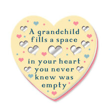 A Grandchild Fills A Space Fridge Magnet More Than Words Gift
