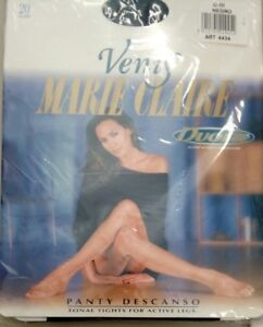 Panty Rest marie claire Size Large Black New Woman Underwear
