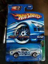 Hot Wheels 2006 1967 Mustang Treasure Hunt #044 6/12 Rubber Tires HTF *SWEET*