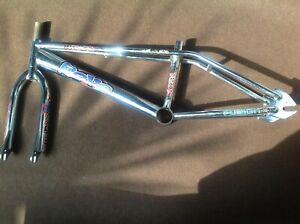 HARO REVO Frame& Fork 1997  Bmx Freestyler Old School original condition RARE
