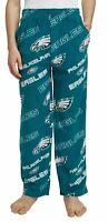 New NFL Philadelphia Eagles Mens Microfleece PJ Lounge Pants Size XL