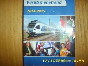 MAV Kursbuch 2014/15