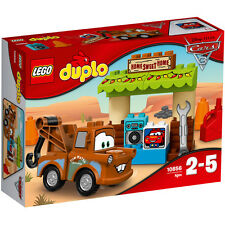 Lego Duplo Disney Cars 3 Mater's Shed 10856 NEW