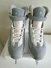 New listing Jackson Softec Vantage Women's Recreational Figure Skate White/Silver Size 9