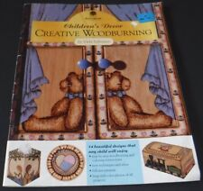 Walnut Hollow Creative Woodburning Children's Decor Vicki Schreiner