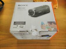 sony cx 405 videocamera