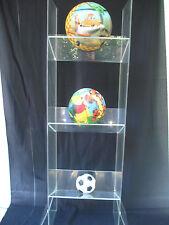 Acrylglas - Regalelement zur Presentation oder Aufbewahrung H = 100 cm