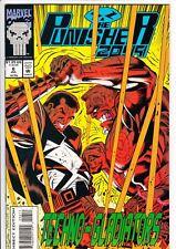 PUNISHER 2099 #6 (Marvel, 1993): Morgan, Palmiotti cvr  --  NM-