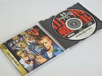 DYNAMITE DEKA Ref/bbc Sega Saturn Japan Game ss