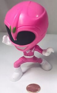 Pink Power Ranger Kids Meal Toy Figure Collectible