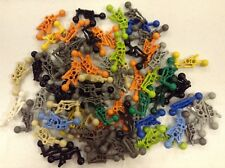 LEGO X70 Pcs 32173 32482 Bionicle Technic Liftarm 2 Ball Joint Bulk Lot Parts