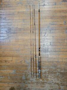 Vintage Montague,  Bamboo fly Rod, 3/2,    #12