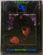 PATTI AUSTIN - HAVANA CANDY - 1978 FACTORY SEALED 8-TRACK TAPE
