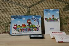 Super Mario Advance w/box manual Nintendo Game Boy Advance GBA Japan VG!