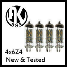 4pcs 6Z4 Rectifier HIFI Series Tube Vacuum Tube Amplifier Mullard JJ AK985 EH