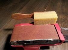 "Sandpaper Sanding Belt, Disc Abrasive Cleaner Cleaning Stick w/ Handle  8 1/ 2"""