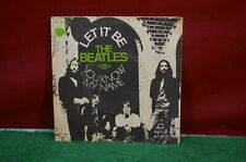 ANCIEN DISQUE VINYLE 45 TOURS THE BEATLES LET IT BE YOU KNOW MY NAME