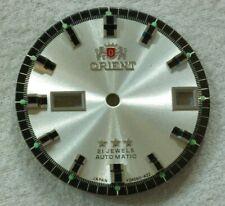 QUADRANTE BIANCO - WHITE DIAL (diam. 28,75 mm) - Orient  Y24560 - 422