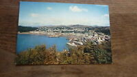 OLD POSTCARD, 1970s SCOTLAND VIEW OF OBAN & THE TOWN