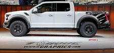 Truck Wave-Bed Graphics-Vinyl Decal Ford, Chevy, Ram Trucks, Custom Graphics
