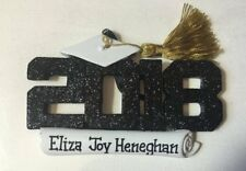 2018 Graduation Personalized Christmas Ornament- Medical, Law, College Grad Gift