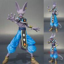 Bandai Dragon Ball Z SHF S.H.Figuarts Dragonball Super Beerus PVC Figure
