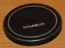 Metal lens cap for Helios-44M etc D55 Inscription Kiev