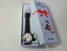 Jiji wristwatch ACCK409 ALBA SEIKO /Kiki's delivery service Ghibli