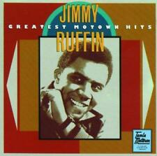 JIMMY RUFFIN Greatest Motown Hits NEW & SEALED  SOUL CD MOTOWN R&B CLASSIC