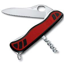🌟🌟🌟 0.8321.MWC VICTORINOX SWISS ARMY POCKET KNIFE SENTINEL ONE HAND 111MM NEW