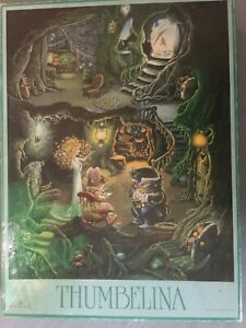 Thumbelina 700 piece jigsaw (21 inches (53cm) x 17 inches (43cm)