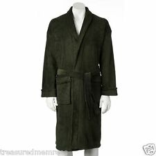 Men's Croft & Barrow Plush Robe ~ Size S/M ~ New With Tags