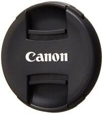 Tapas frontales Canon para objetivos para cámaras
