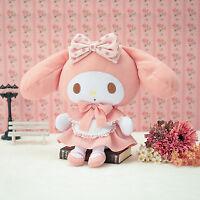 My Melody Girly Sweet Pink BIG FuRyu Soft Plush Anime Stuffed Toy Doll 30cm