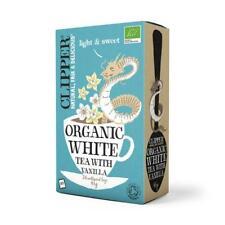 💚 Clipper Organico Tè bianco alla vaniglia 26 Bags